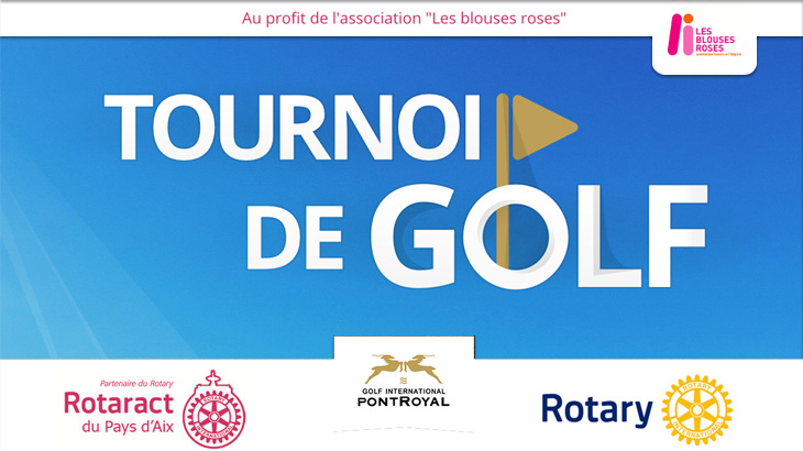 Tournoi Golf slider